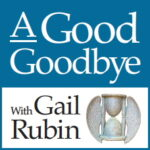 A Good Goodbye Radio logo